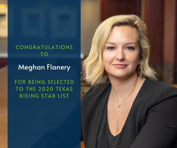 MFlanery Texas 2020 Rising Star